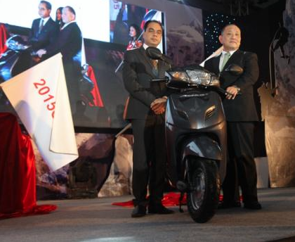 Honda Motorcycle & Scooter India-01