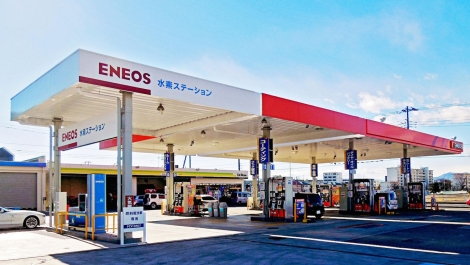 Toyota, Nissan, and Honda to jointly support hydrogen station in