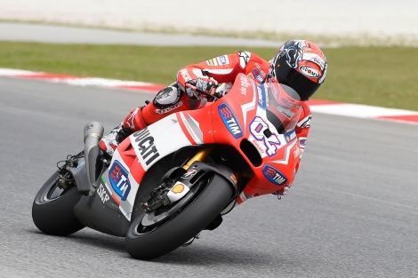Andrea Dovizioso (Ducati Team #04)
