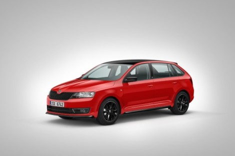 The ŠKODA Rapid and ŠKODA Rapid Spaceback have also received optional new cargo fastening elements for the boot, with which you can fix boxes and luggage into place.