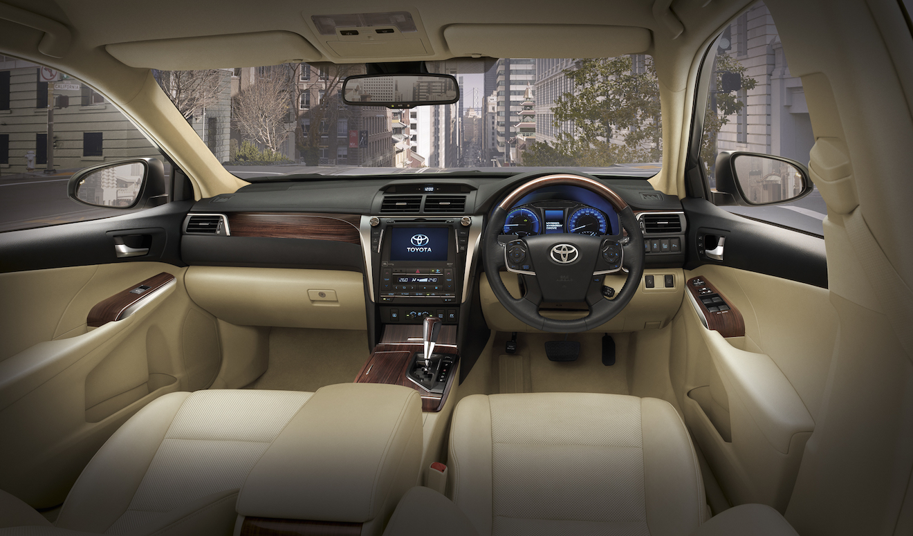Toyota Launched New Camry And Introduced Its Latest
