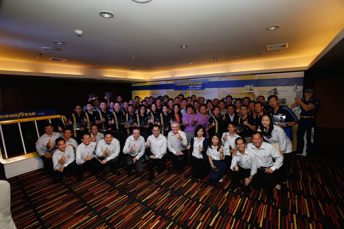 Goodyear Thailand Highlights Strategy For Growth At Annual National Dealer Conference Komarjohari