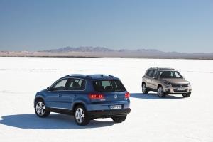 Volkswagen Tiguan Ausstattung Track  Style und Sport  Style