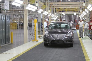 AGUSCALIENTES, Mexico (May 26, 2015) – After almost five decades since the start of operations of Nissan in Mexico, the Japanese automaker has achieved a new milestone: producing the 10 millionth vehicle in Mexico. This figure represents the joint efforts of the three manufacturing facilities established in the country, which altogether combine an annual production capacity of more than 800k units.