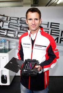 Romain Dumas (FRA), Porsche Team: Porsche 919 Hybrid onboard tool kit
